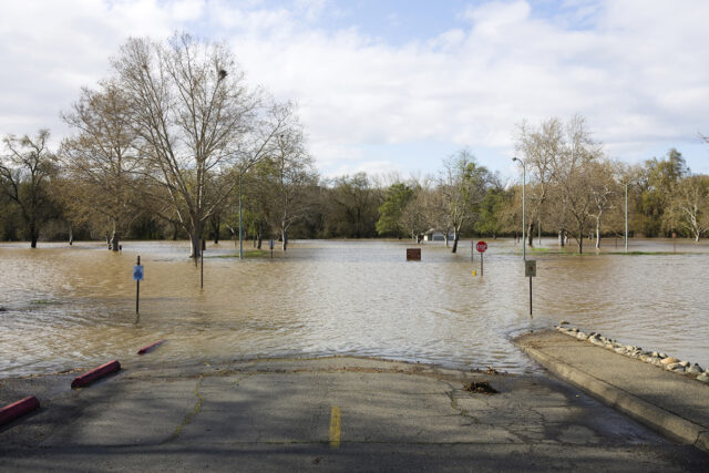 photo-flood in Sacramento