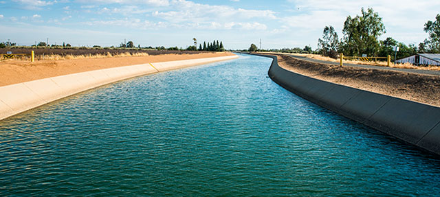 photo - Friant Kern Canal