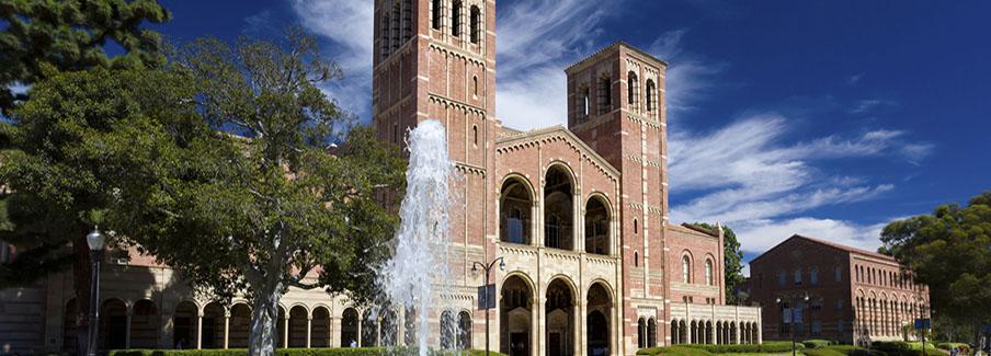 photo - Royce Hall at UCLA
