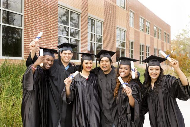 photo - High School Graduates