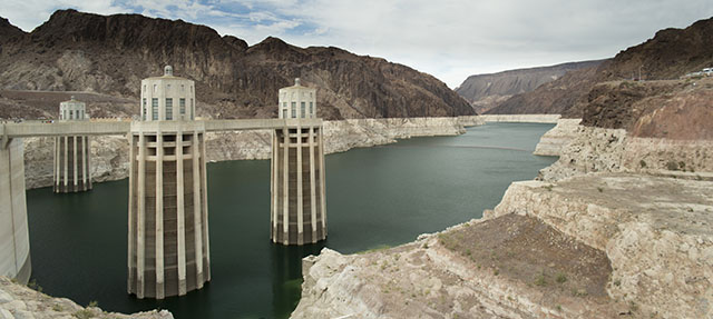 photo - Hoover Dam and Lake Mead