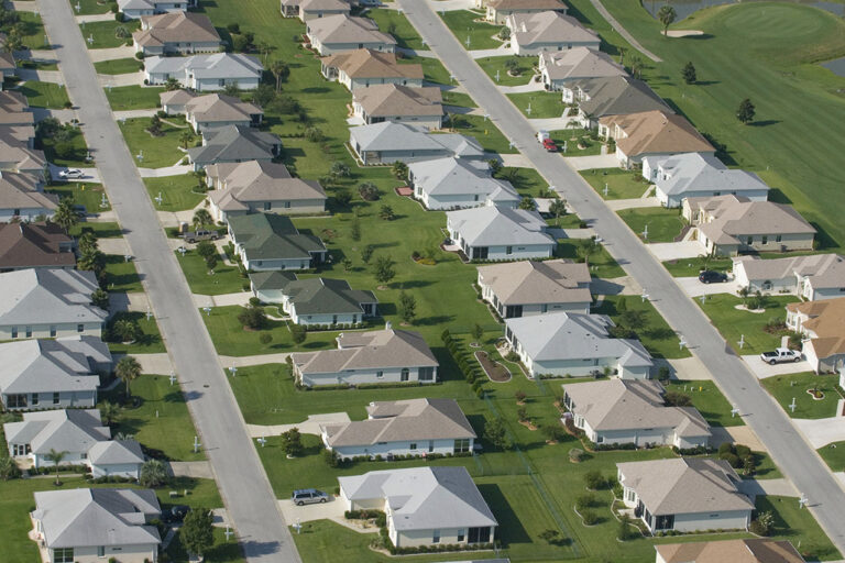 photo - Housing Subdivision