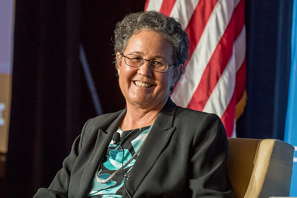 Photo of Linda Darling-Hammond