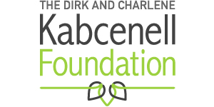 The Dirk and Charlene Kabcenell Foundation logo