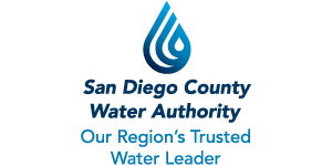 Logo of San Diego County Water Authority