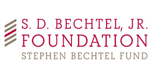 S. D. Bechtel Jr Foundation Logo