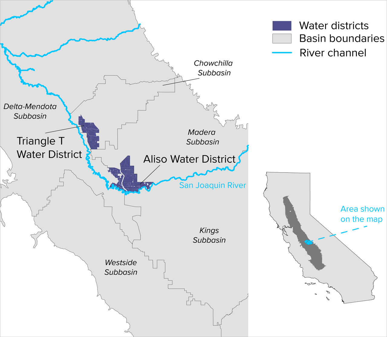 map - Triangle T and Aliso Water Districts Wborder