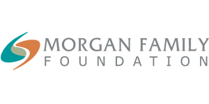 Logo for Morgan Family Foundation logo
