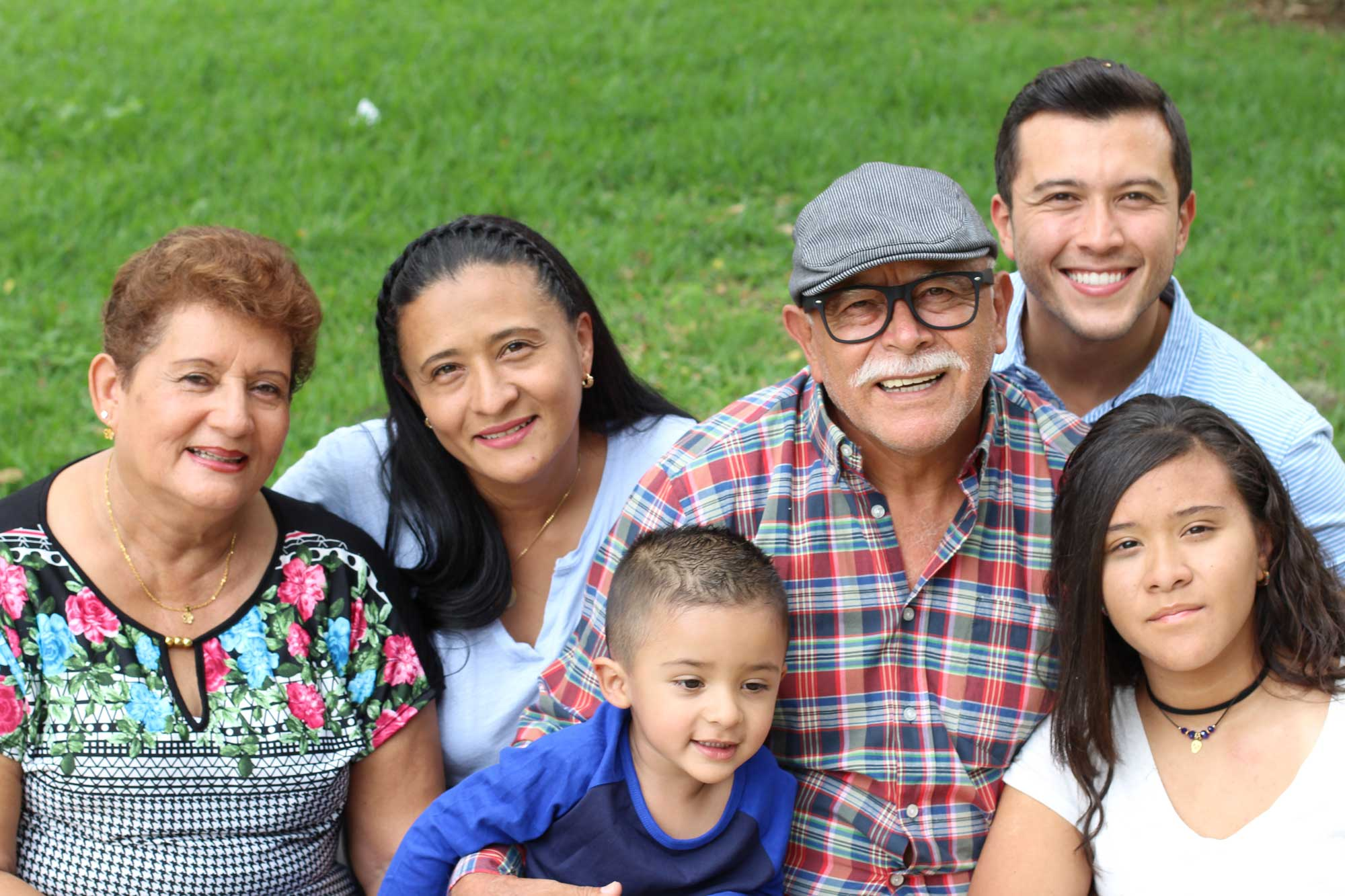 photo - Multi-generation Family