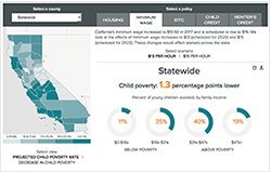 Interactive: Reducing Child Poverty in California
