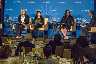 photo - PPIC Census Event Panel, March 25, 2019