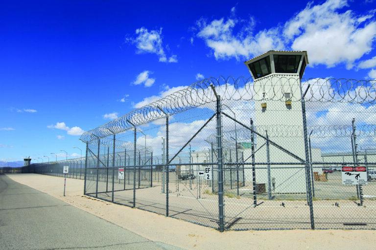 photo - Prison Exterior Perimeter