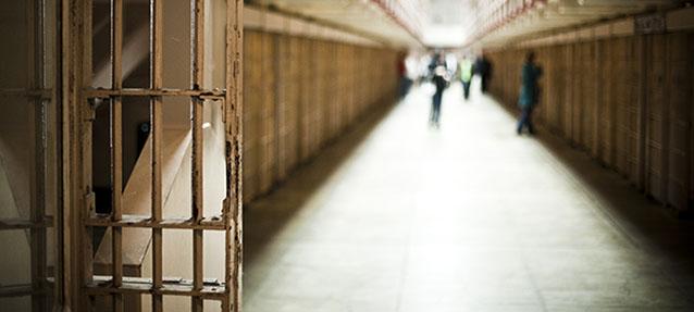 photo - Prison Corridor