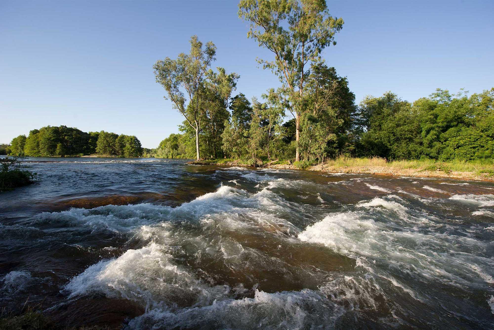 photo - Sacramento River, California Pixel CA DWR