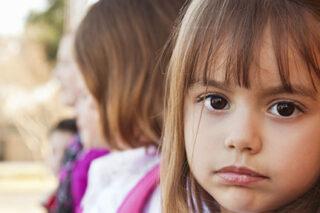 photo - School Age Girl