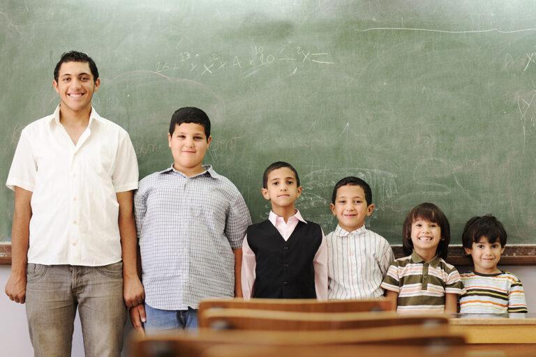 photo - School Students from Preschooler to University