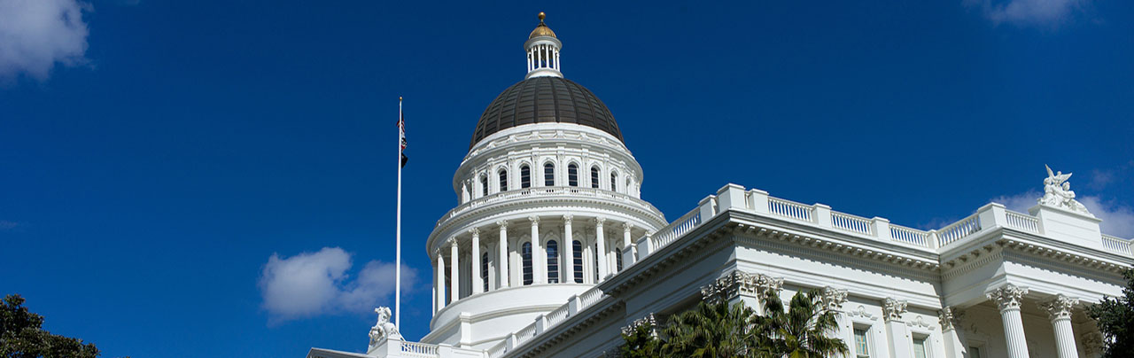 photo - California State Capitol Dome, by Dale Kolke - California Department of Water Resources