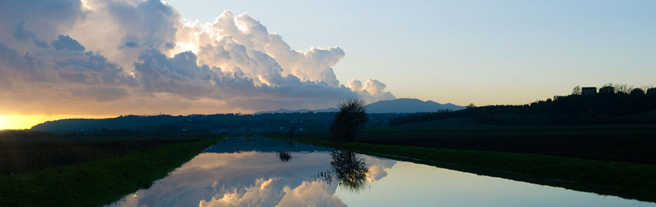 photo - River at Dusk