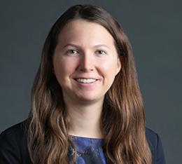 Portrait of Alyssa Dykman
