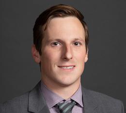 Portrait of Andrew Ayres