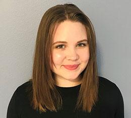 Portrait of Annabelle Rosser