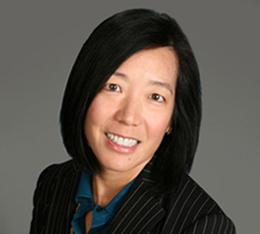 Portrait of Caroline Choi