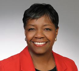 Portrait of Carolyn Coleman