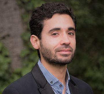Portrait of Daniel Payares-Montoya
