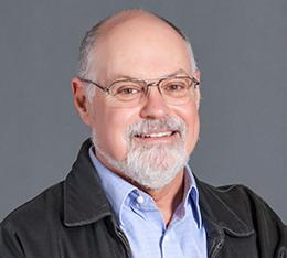 Portrait of Greg  Gartrell