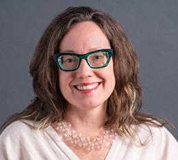 Portrait of Heather Harris