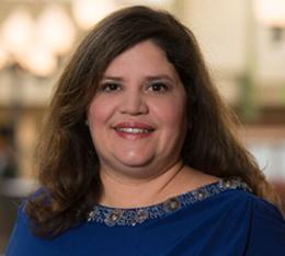 Portrait of Helen Iris Torres