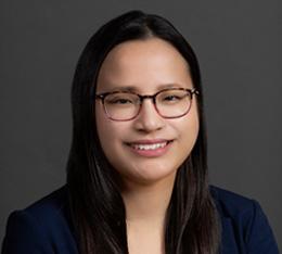 Portrait of Lianne Woo