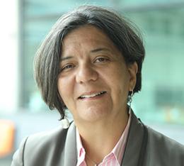 Portrait of Sandra R. Hernández