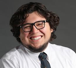 Portrait of Sergio Sanchez