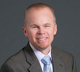 Portrait of Ken  Baerenklau