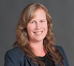 Portrait of Shannon  McConville