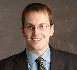 Portrait of Eric  McGhee