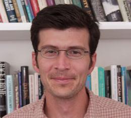 Portrait of Steven  Raphael