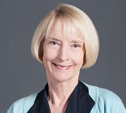 Portrait of Linda  Strean