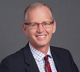 Portrait of Paul  Warren