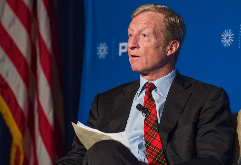 Tom Steyer, President Of NextGen Climate