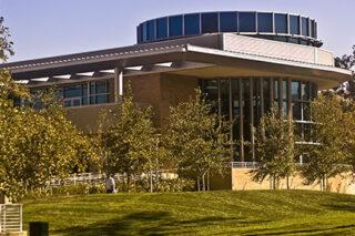 photo - Student Center at U.C. Riverside