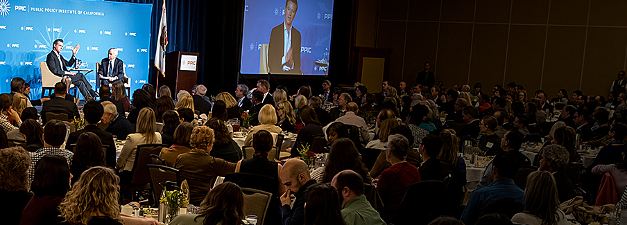 Photo of PPIC Event: A Conversation with Governor Gavin Newsom