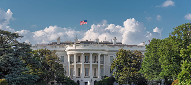 The White House In Washington Dc Public Policy Institute