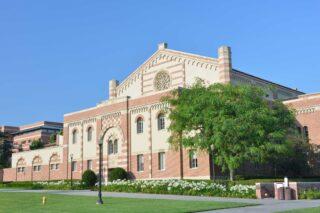 photo - UCLA Campus Building