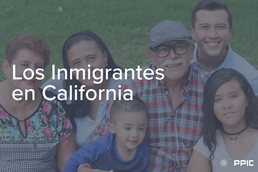 video image - Los Inmigrantes en California
