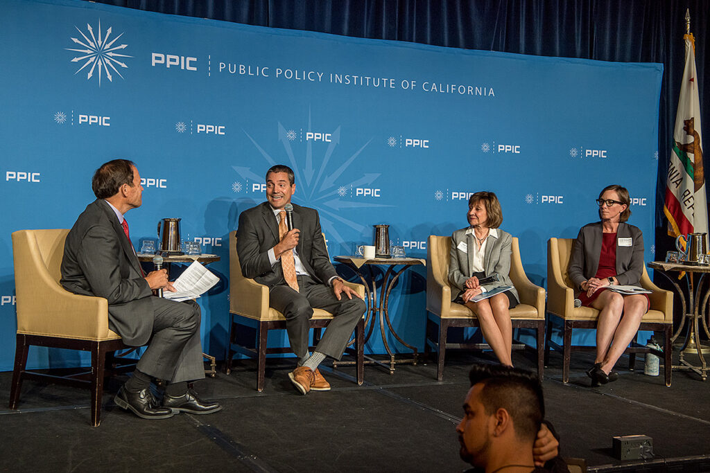 Photo of Panel 3: Priorities for the Water Resilience Portfolio