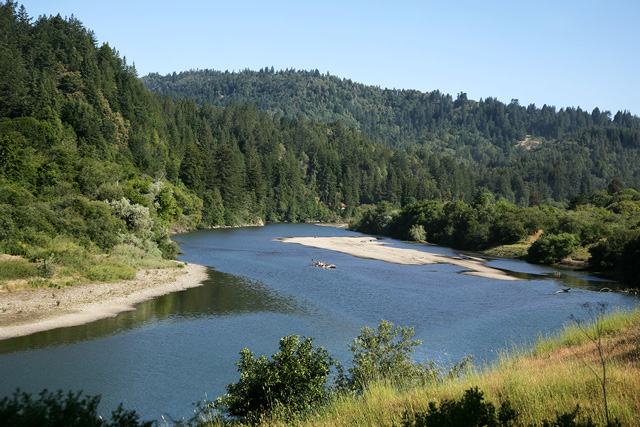 Photo of russian river valley water