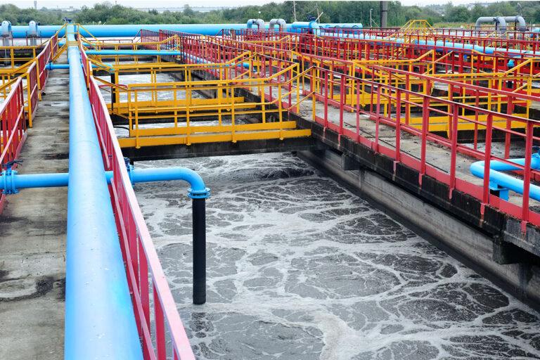 photo - Water Treatment Facility
