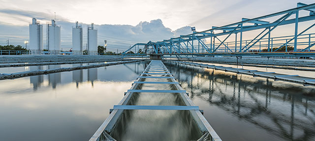 Photo - Water Treatment Plant